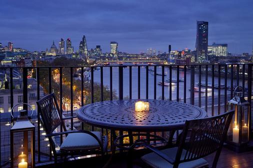 薩伏依酒店 - 倫敦 - 陽台