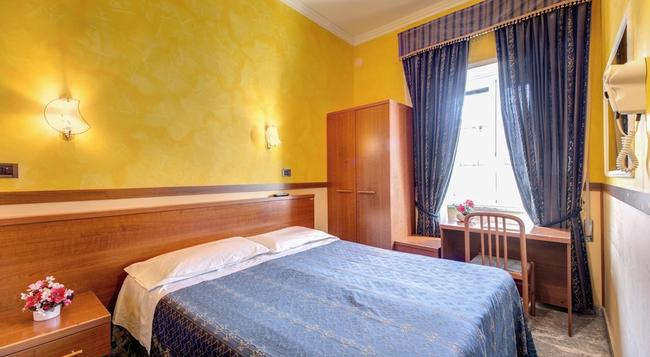 Hotel Planet - 羅馬 - 臥室