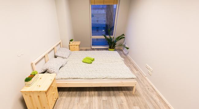 Fabrika Hostel - Vozduh Group - 維爾紐斯 - 臥室