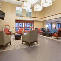 Comfort Suites Lobby Sitting Area