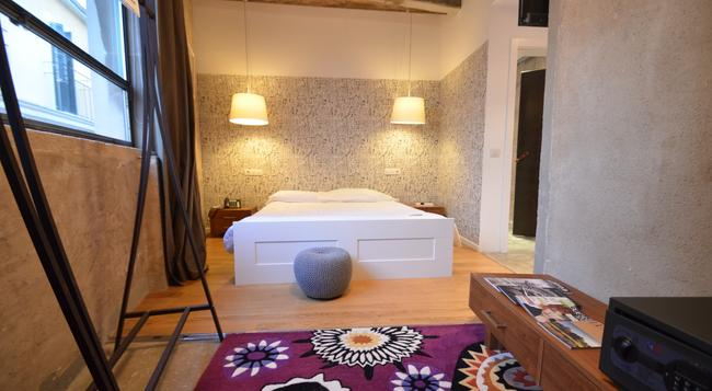 Brondo Architect Hotel - 帕爾馬 - 臥室