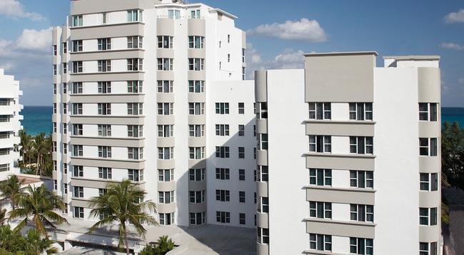 The Palms Hotel & Spa - 邁阿密海灘 - 建築
