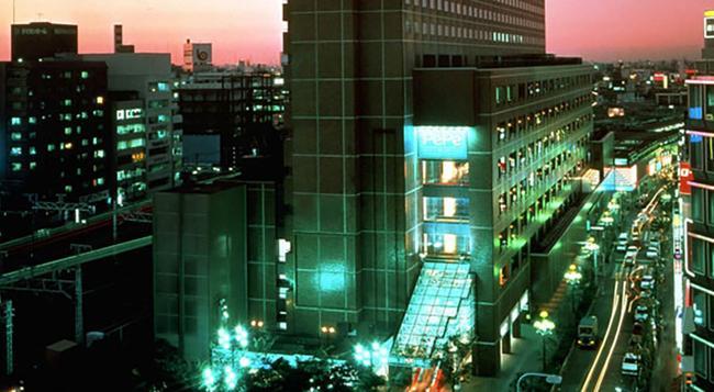 Shinjuku Prince Hotel - 東京 - 建築