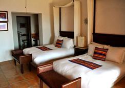 卡薩德洛斯蘇諾斯酒店 - 女人島 - 臥室