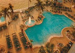 薩尼貝爾港萬豪度假酒店&Spa - 邁爾斯堡 - 游泳池