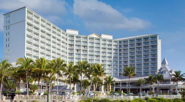 Sanibel Harbour Marriott Resort & Spa - 邁爾斯堡 - 建築