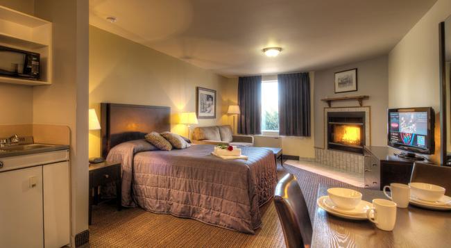 Hotel Vacances Tremblant - 蒙特朗布朗 - 臥室