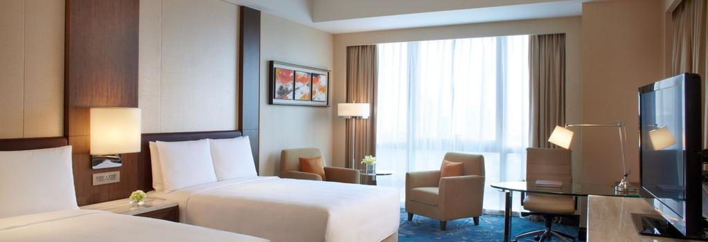 Shanghai Marriott Hotel Pudong East - 上海 - 臥室