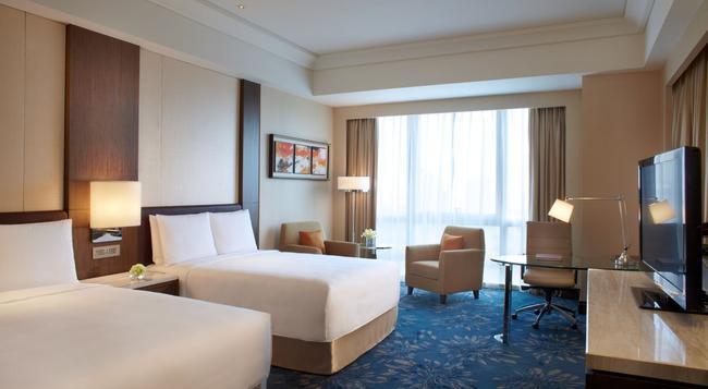 Shanghai Marriott Hotel Pudong East - 上海 - 臥室