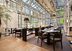 倫敦尤斯頓希爾頓飯店 - 倫敦 - 餐廳