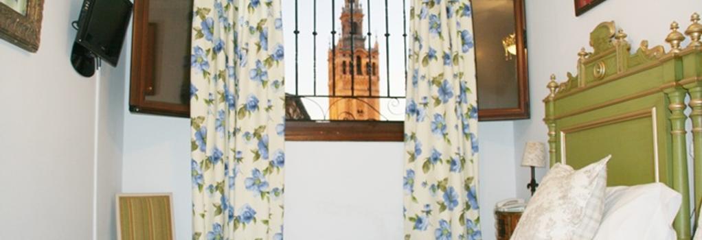Hotel Convento La Gloria - 塞維利亞 - 臥室