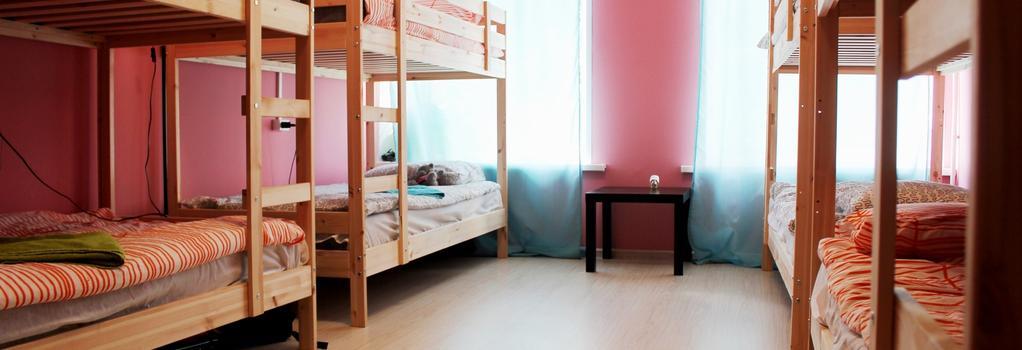 Final Destination Hostel - 聖彼得堡 - 臥室