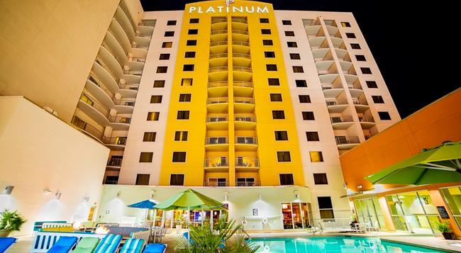 Platinum Hotel - 拉斯維加斯 - 建築
