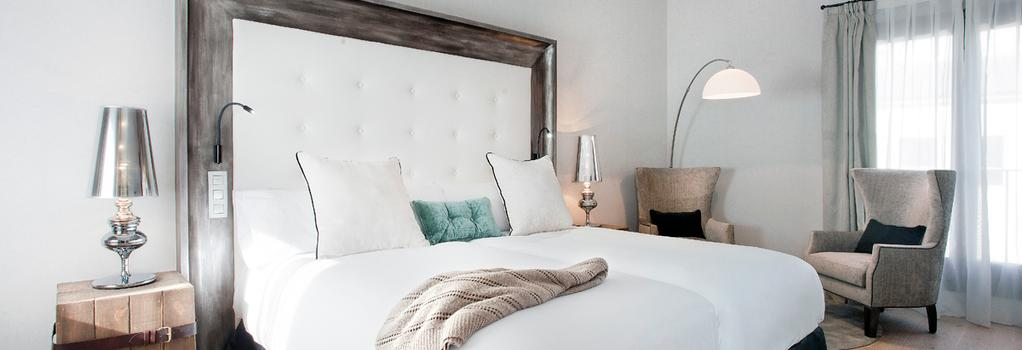 Boutique Hotel Posada Terra Santa - 帕爾馬 - 臥室
