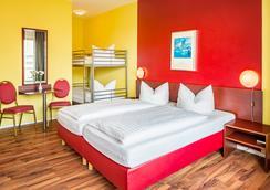 埃科薩酒店柏林奧林匹克體育場店 - 柏林 - 臥室