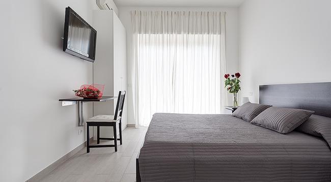 Elements Bed&Breakfast - 羅馬 - 臥室