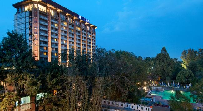 Hilton Addis Ababa - Addis Ababa - 建築