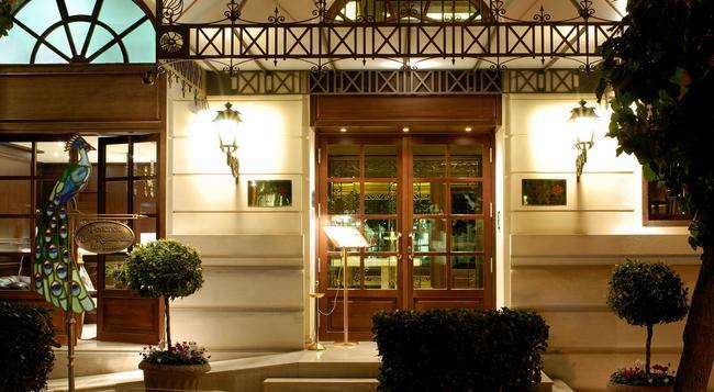 Hera Hotel - 雅典 - 建築