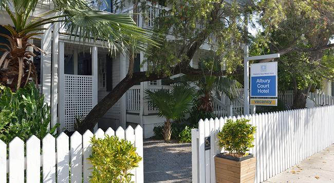Albury Court Hotel - Key West - 基韋斯特 - 建築