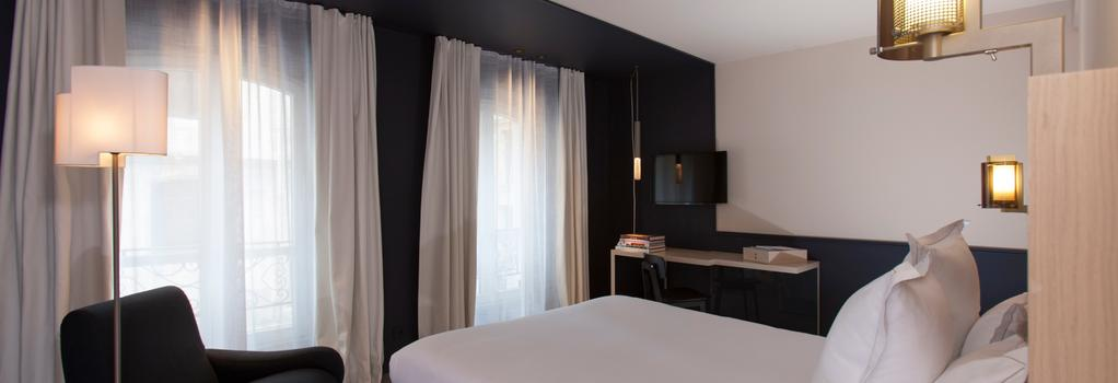 Hotel De Nell - 巴黎 - 臥室