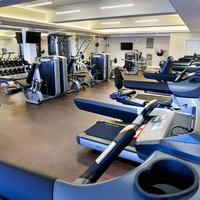 New York Marriott Downtown Health club