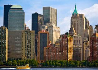 紐約市中心萬豪酒店