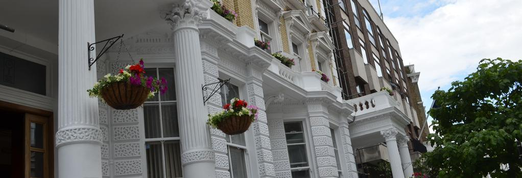 1 Lexham Gardens Hotel - 倫敦 - 建築