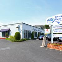 Hyannis Holiday Motel Front Office Entrance