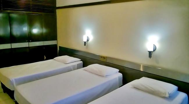 Salvatti Cataratas Hotel - 福斯的伊瓜蘇 - 臥室