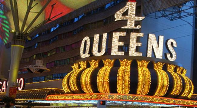 Four Queens Hotel and Casino - 拉斯維加斯 - 建築