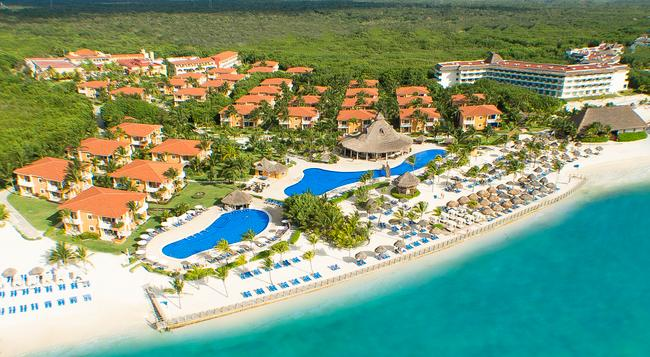 Ocean Maya Royale - Adults Only - Playa del Carmen - 海灘