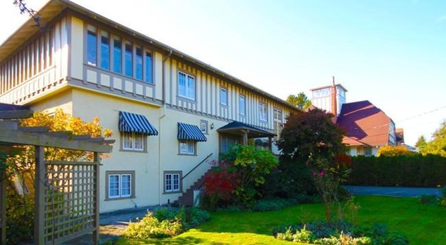 Oak Bay Guest House - Victoria - 建築