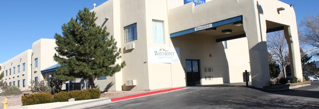 Baymont Inn & Suites Santa Fe - 聖達菲 - 建築