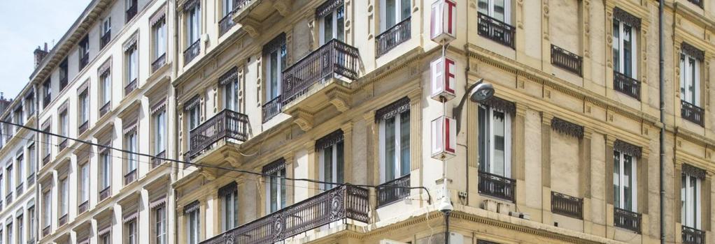 Hôtel La Résidence - 里昂 - 建築