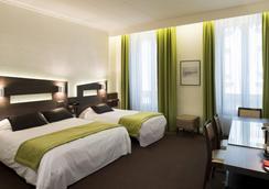公館酒店 - 里昂 - 臥室
