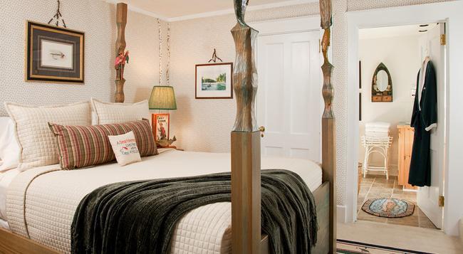 Lodge at Moosehead Lake - Greenville - 臥室