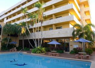 邁阿密瑞珍斯酒店