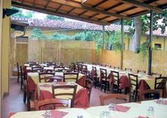 里塔梅耶酒店 - 佛羅倫斯 - 餐廳