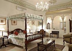 阿賽哈微麗- 文物酒店 - 齋浦爾 - 臥室