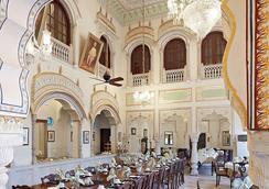阿賽哈微麗- 文物酒店 - 齋浦爾 - 餐廳
