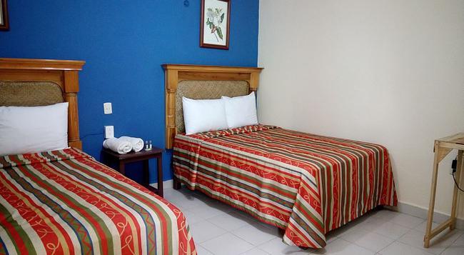 La Alegria Hotel - Playa del Carmen - 臥室