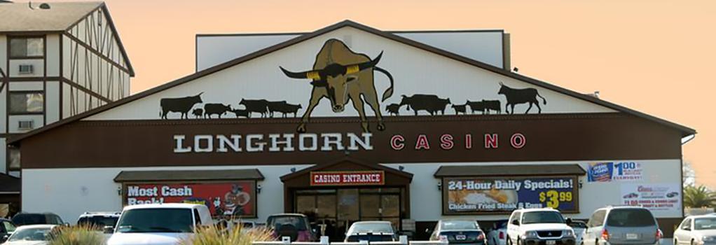 Longhorn Casino & Hotel - 拉斯維加斯 - 建築