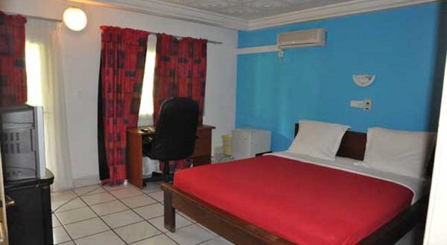 Résidence Saint-Jacques Bord de mer - Pointe Noire - 臥室