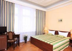 中央火霍夫中心旅館 - 柏林 - 臥室