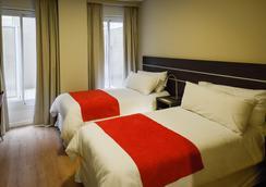 梅里特聖特爾莫酒店 - 布宜諾斯艾利斯 - 臥室