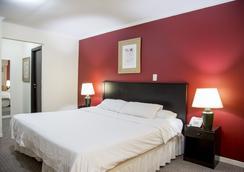梅里特马德普拉塔酒店 - 馬德普拉塔 - 臥室