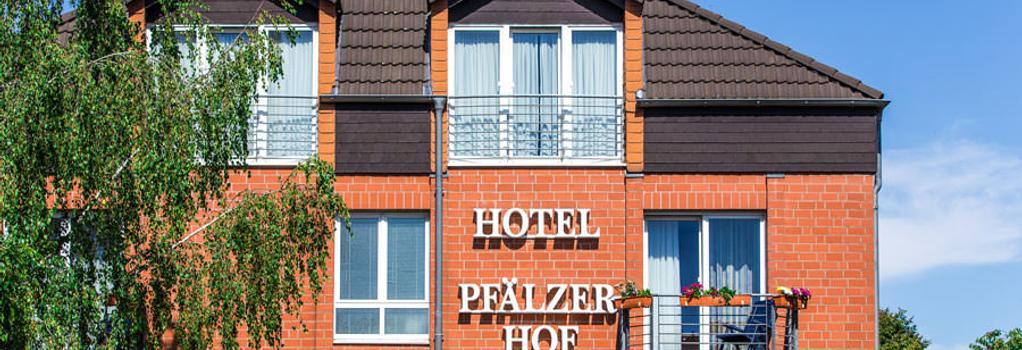 Pfälzer Hof - 布倫瑞克 - 建築