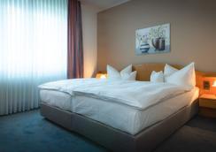 Hotel Pfalzer Hof - 布倫瑞克 - 臥室