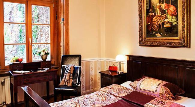 Honigmond Garden Hotel - 柏林 - 臥室