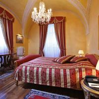 Alchymist Nosticova Palace Family Suite bedroom